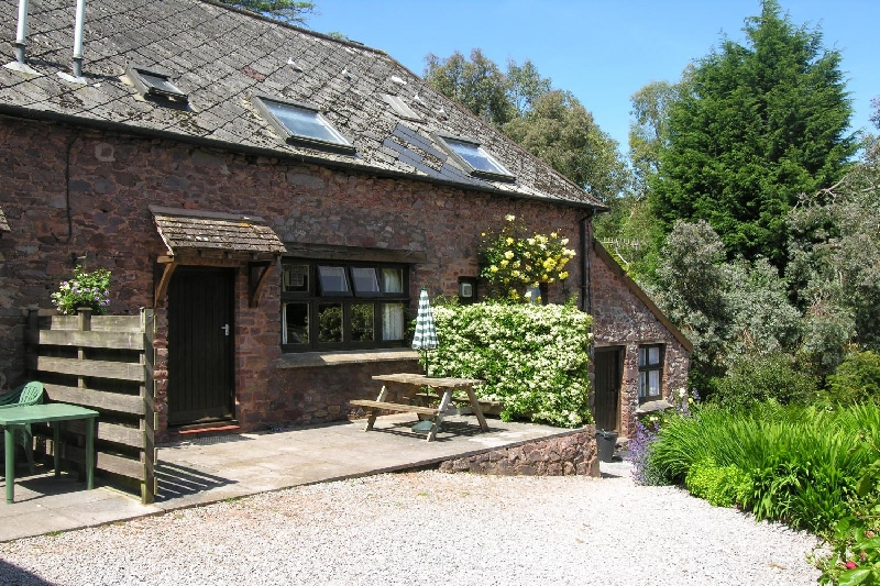 Click here for more about Bossington Cottage