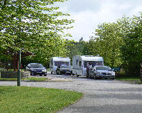 Huntly Castle Caravan Park