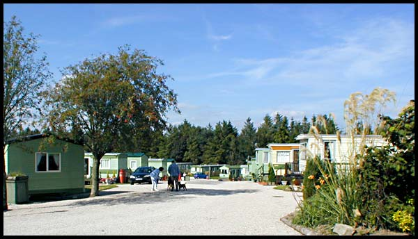 Yont The Cleugh Caravan Park