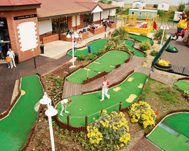 Seashore Holiday Park (Haven)