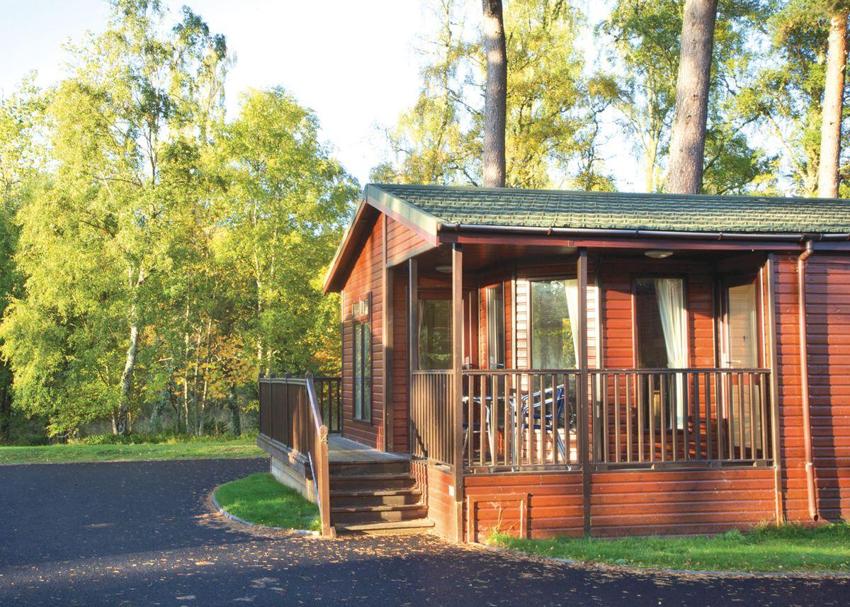 Royal Deeside Woodland Lodges, Aboyne,Aberdeenshire,Scotland