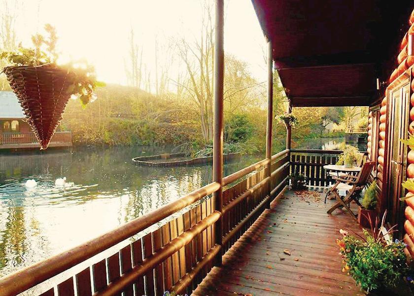 Herons Lake Retreat, Mold,Clwyd,Wales