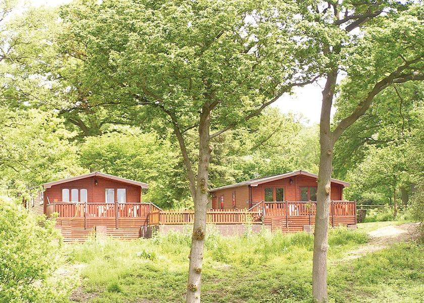 Pine Lodges At Arscott Golf Club