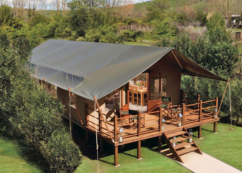 Waterside Safari Tents