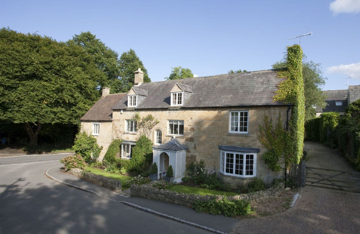 Click here for more about Wolds End House