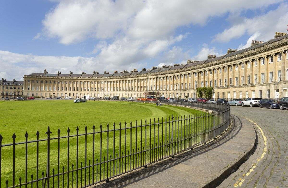 Click here for more about The Royal Crescent Garden Apartment