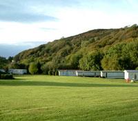 Maes Glas Caravan Park, Llandysul,Ceredigion,Wales