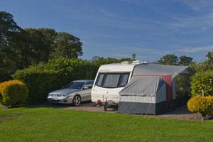 Drummohr  Caravan Park, Edinburgh,Lothian,Scotland