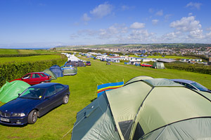 Upper Lynstone Camping and Caravan Park