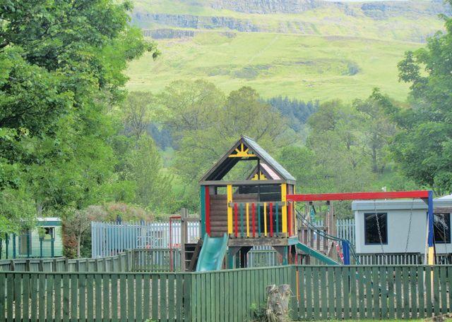 Balgair Castle Holiday Park, Fintry,Stirling,Scotland
