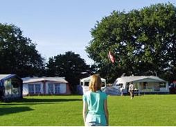 Woolsbridge Manor Farm Caravan Park