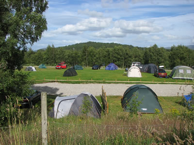 Dalraddy Holiday Park, Aviemore,Highlands,Scotland