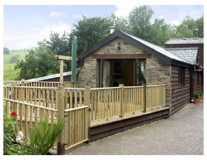 Cwm Derw Cottage