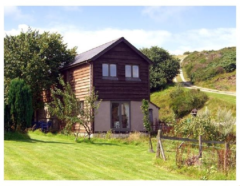 Click here for more about The Old Cwm Barn