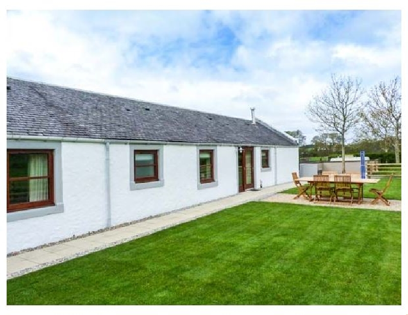 Click here for more about The Stables at Daldorch
