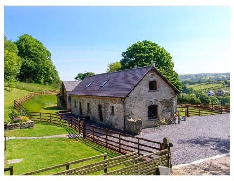 Click here for more about Boffins Barn at Pen Isa Cwm