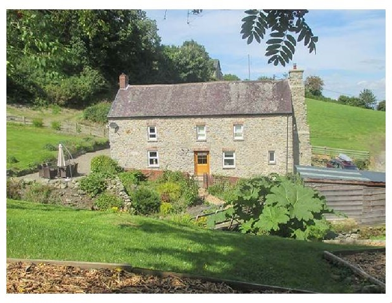 Click here for more about Cwmllechwedd Uchaf