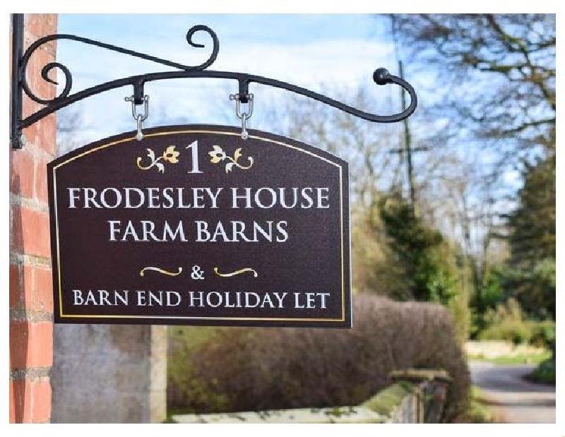 Click here for more about Barn End