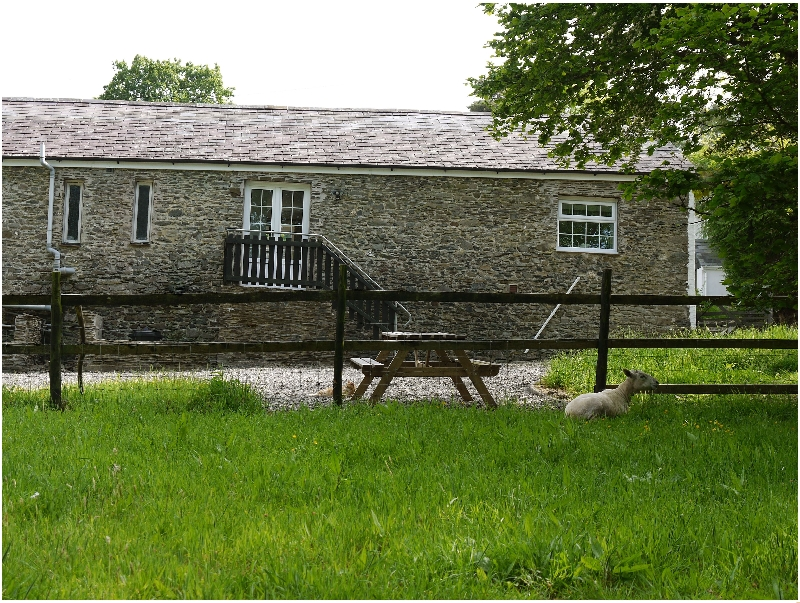 Click here for more about Cefn Bryn Cottage