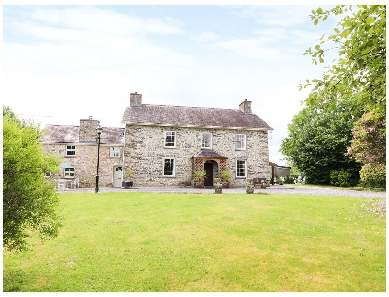 Click here for more about Dolau Farmhouse