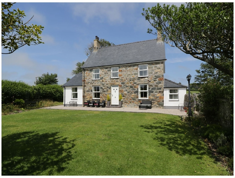 Click here for more about Dyffryn Farmhouse
