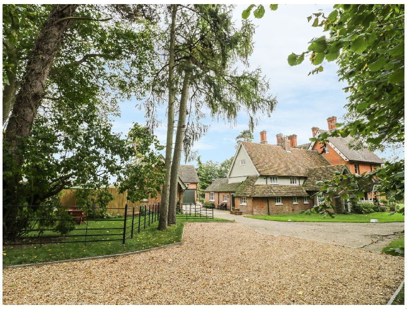 Click here for more about The Dower House