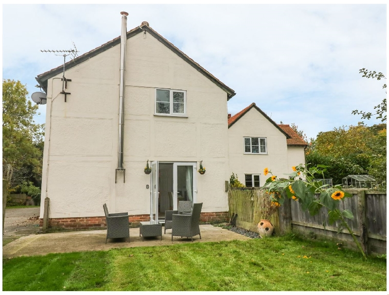 Click here for more about Garden Cottage - Pound Farm