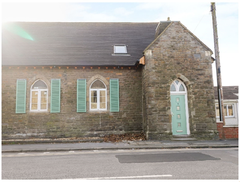 Click here for more about No 1 Church Cottages