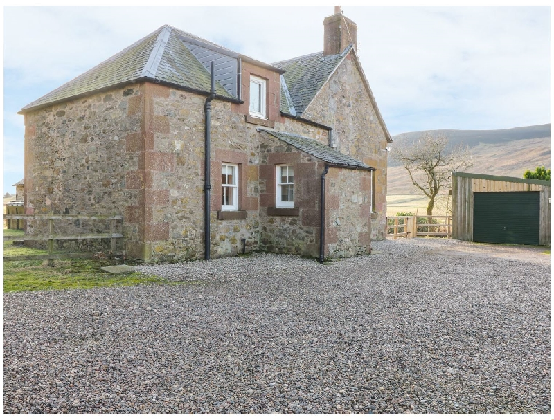 Click here for more about White Hillocks Farm House