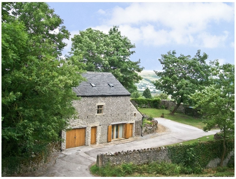 Click here for more about The Barn at Smalldale Hall