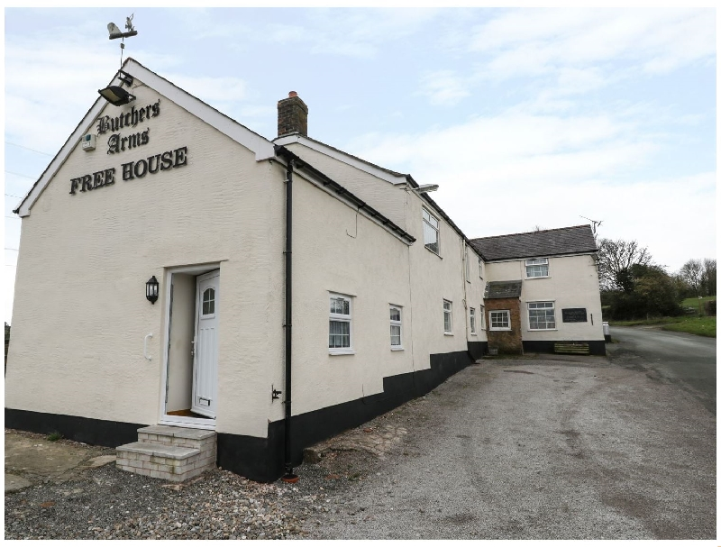 Click here for more about Butchers Arms Cottage