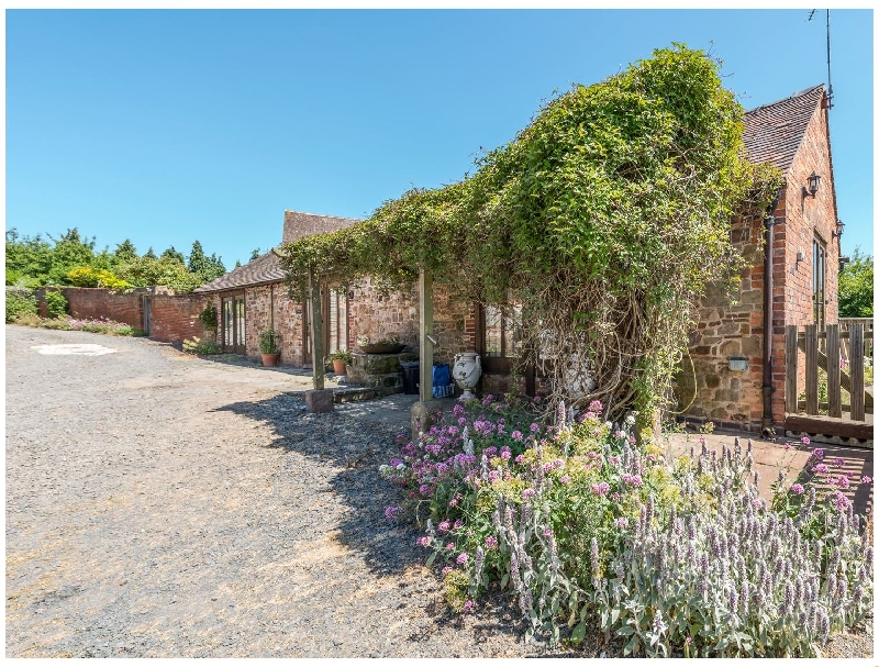 Click here for more about Garden Barn