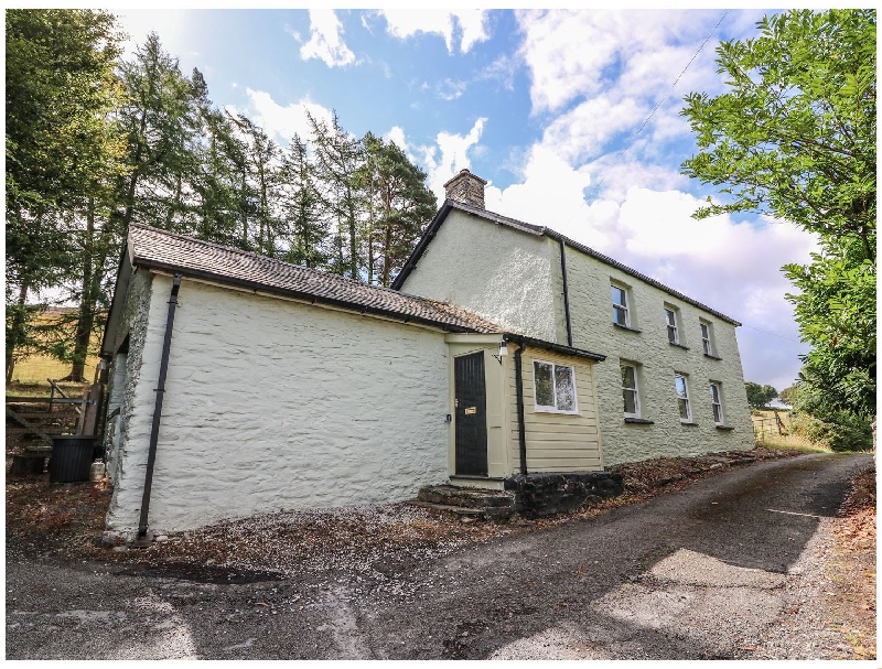 Click here for more about Gwyncoed Fawr