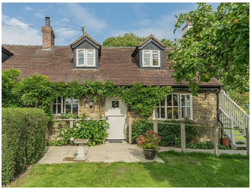 Click here for more about Crispen Cottage