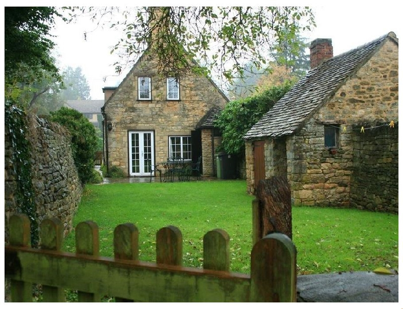 Click here for more about Campden Cottage