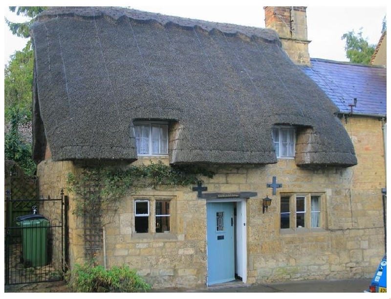 Click here for more about Thatched Cottage