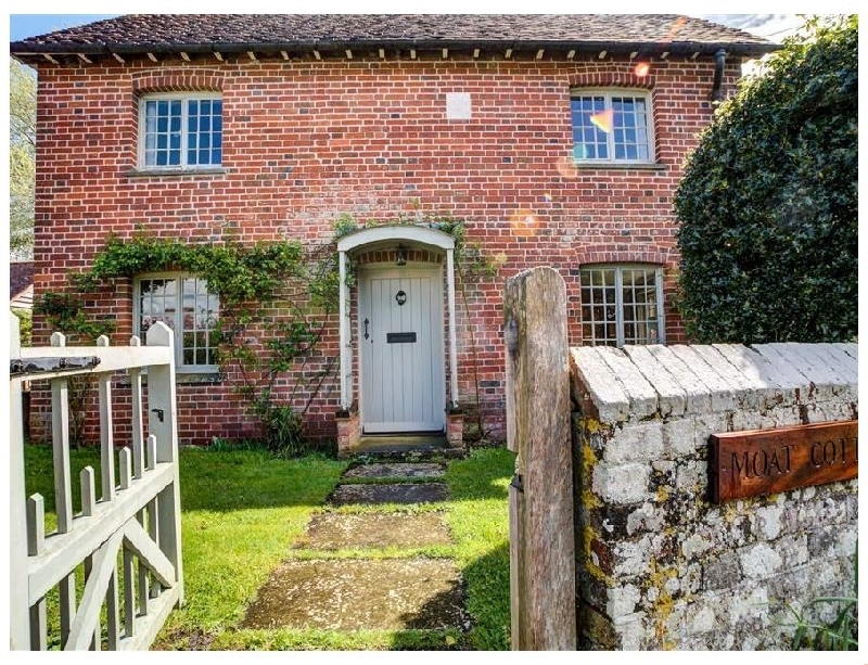Click here for more about The Moat Cottage