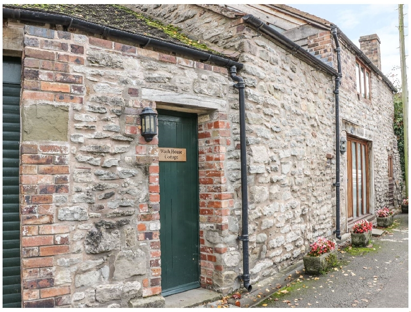 Click here for more about Wash House Cottage