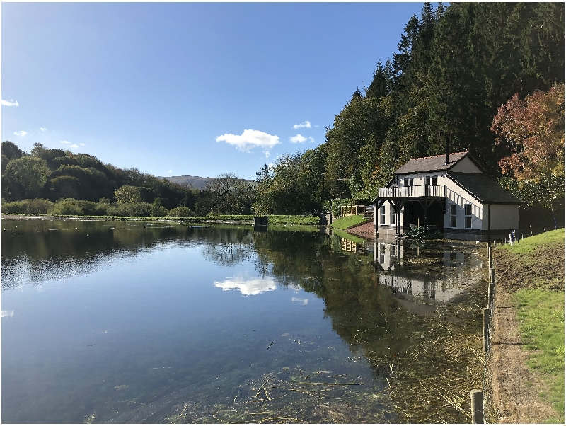 Click here for more about The Boathouse at The Fisheries
