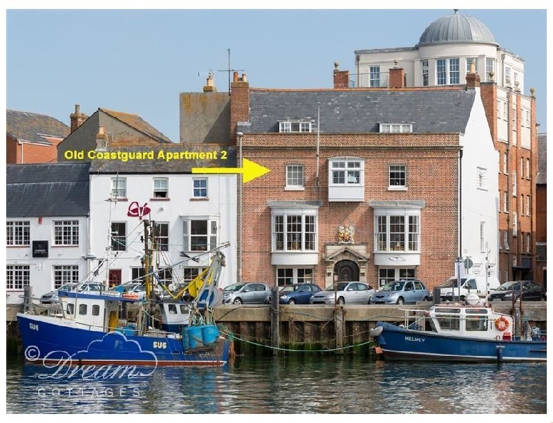 Click here for more about Old Coastguard Apartment 2