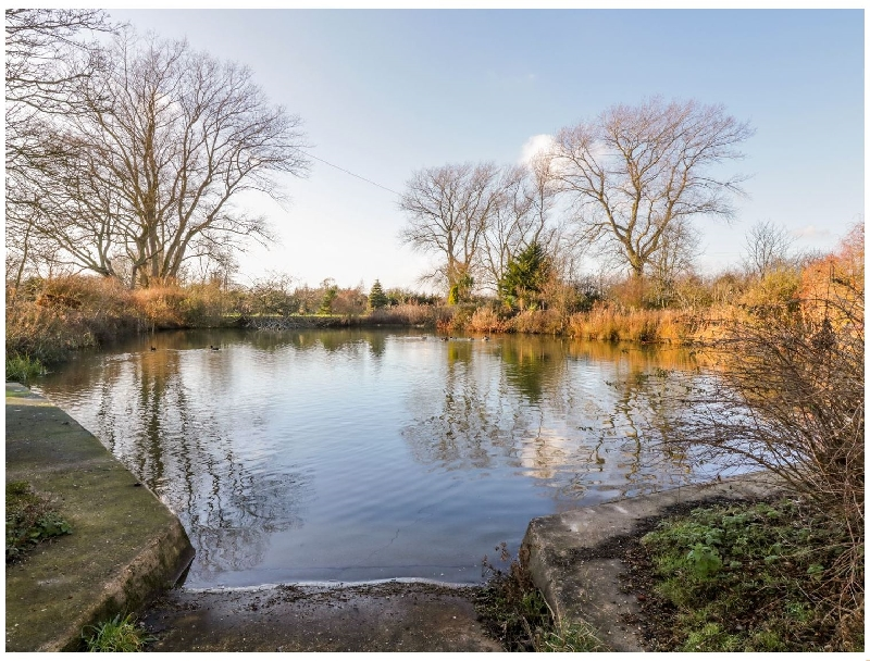 Click here for more about Pond View at Pakefield Hall