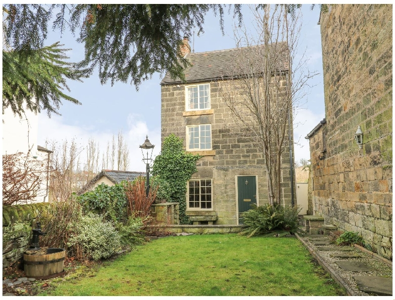 Click here for more about Blacking Mill Cottage