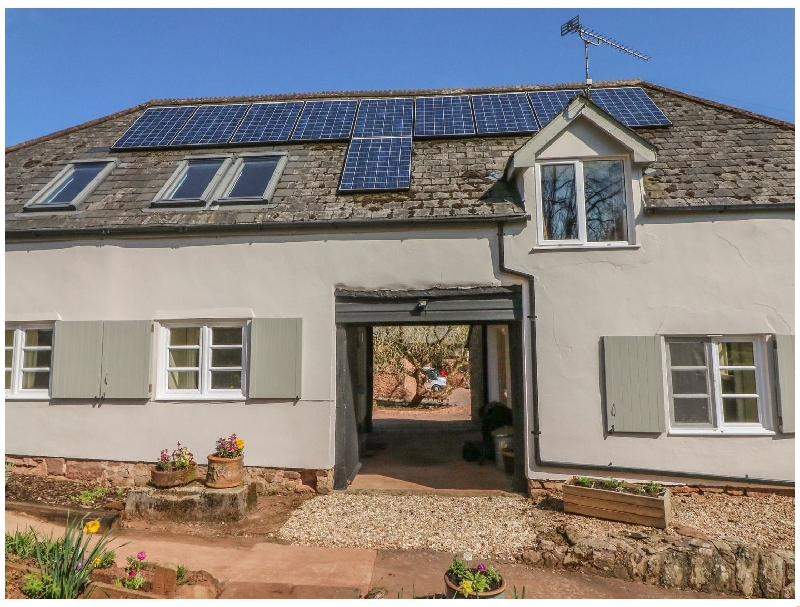Click here for more about Upper Barn Cottage