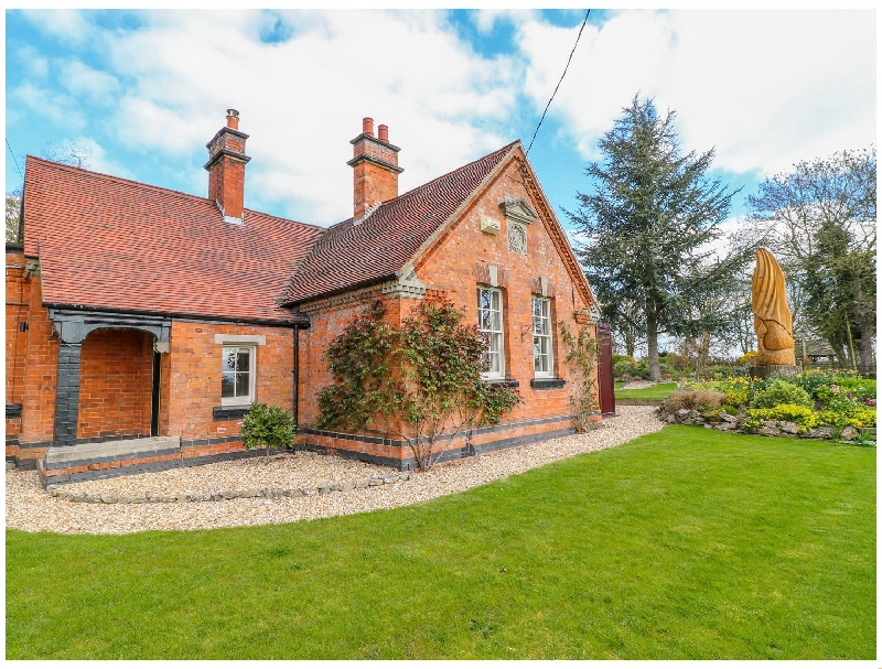 Click here for more about South Lodge - Longford Hall Farm Holiday Cottages