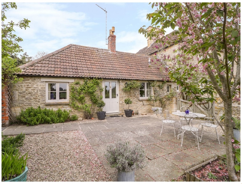 Click here for more about The Guinea Cottage