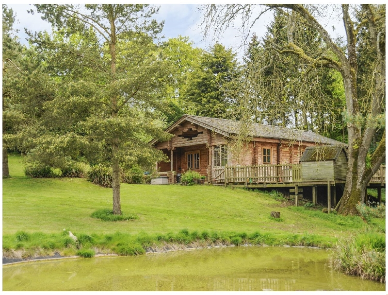 Click here for more about Rookery Farm Cabin