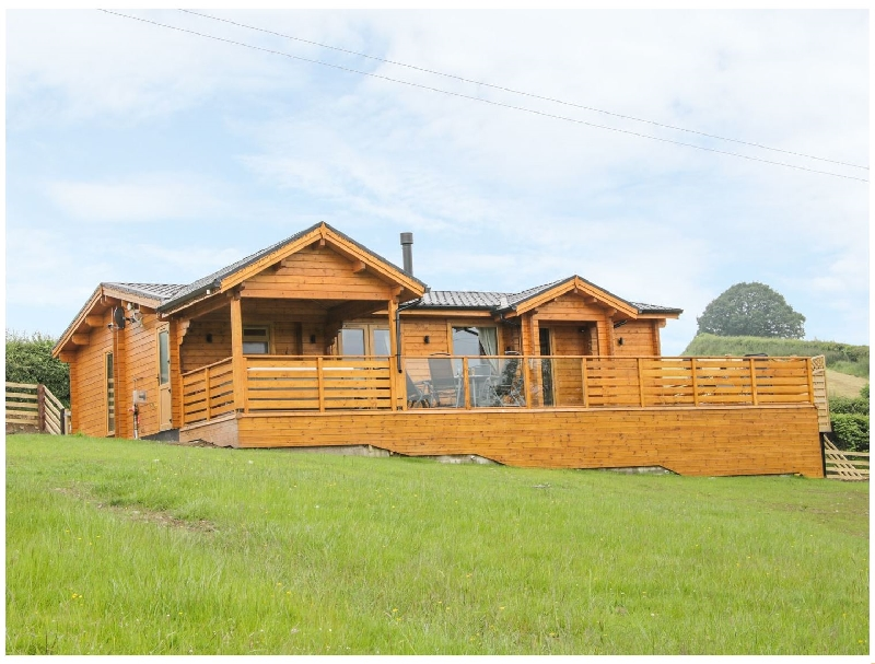 Click here for more about Manor Farm Lodges - Dragon Lodge