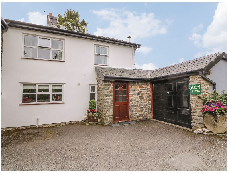 Click here for more about Holly Farm Cottage