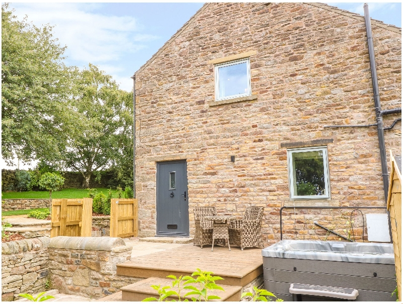 Click here for more about Overlea Barn