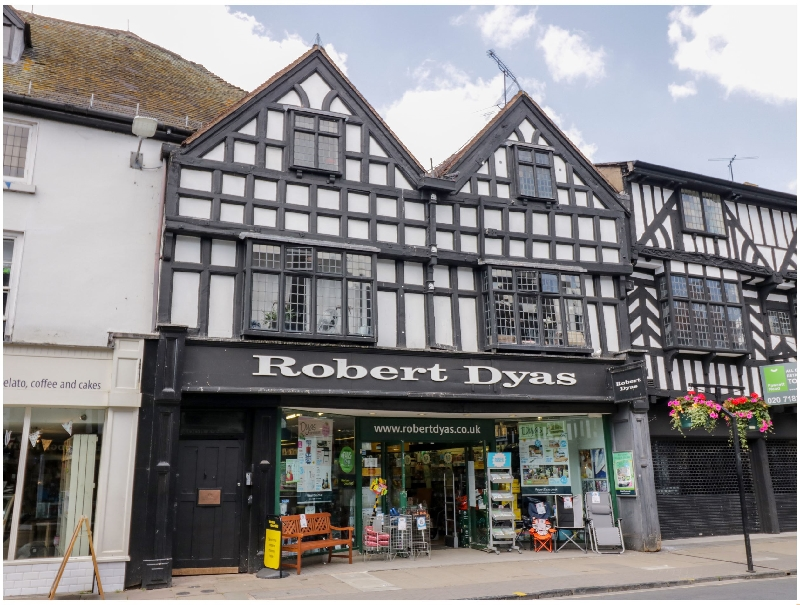 Click here for more about Tudor Loft - High Street